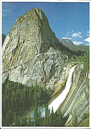 Nevada Fall Yosemite National Park CA cs8343 (Image1)