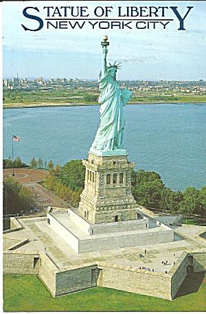 Statue Of Liberty New York Harbor cs8344 (Image1)