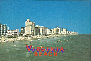 Virginia Beach,Virginia Skyline (Image1)