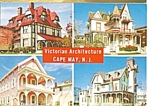 Cape May, New Jersey, Victorian Architecure (Image1)