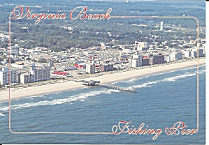 Virginia Beach,Virginia Fishing Pier (Image1)