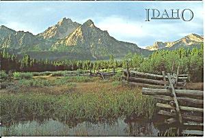 Mountains  in Idaho cs8375 (Image1)