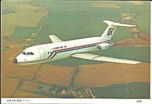 AIR UK BAC-1-11 cs8382 (Image1)
