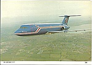 AIR UK BAC 1-11   cs8384 (Image1)
