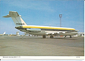 Monarch Airlines BAC 1-11  cs8386 (Image1)