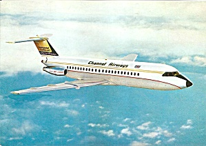 Channel Airways BAC 1-11  cs8390 (Image1)