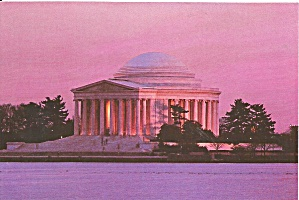Jefferson Memorial Washington Dc Cs8396