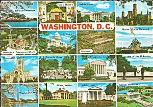 Multi Views of Washington DC (Image1)