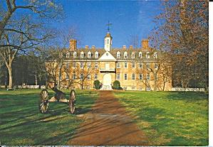 The Wren Building Colonial Williamsburg VA cs8402 (Image1)