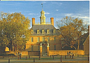 The Governor s Palace, Colonial Williamsburg (Image1)