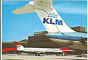 Hanover Langenhagen British Airways BAC 1-11 cs8414 (Image1)
