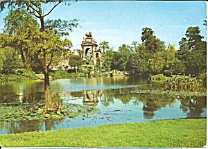 Barcelona, Spain, Ciudadela Park (Image1)