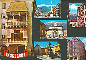 Innsbruck,Austria, Multi Views (Image1)