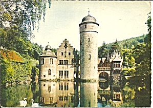 Castle Märchen Germany Postcard cs8451 (Image1)