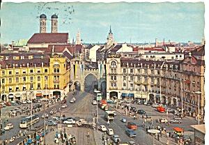 German City Plaza Vintage Cars cs8453 (Image1)