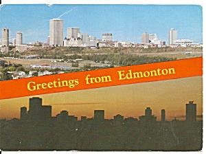 Edmonton Alberta, Canada Two Views cs8477 (Image1)