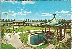 Manila Phillipines Part of Interior of Chinese Garden cs8487 (Image1)