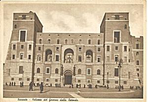 Taranto, Italy, Palace Governor della Roonda (Image1)