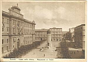 Taranto, Italy,Monuments atCaduti (Image1)