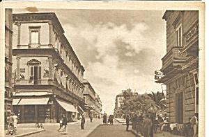 Taranto, Italy,Via Regina Margherita (Image1)