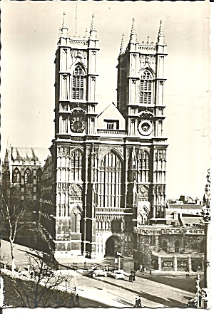 London Westminster Abby Cs8524