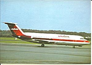 US Air BAC1-11 204AF N1126J c/n 179 CS8533 (Image1)