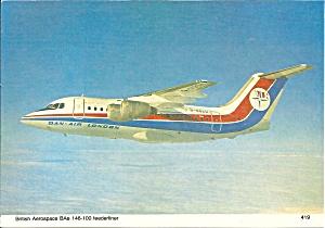 Dan-Air  BAE 146 100 Feederliner cs8536 (Image1)