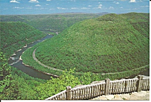New River Gorge National River Grandview