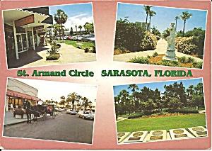 Sarasota Florida St Armand Circle cs8549 (Image1)