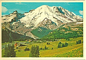 Ranier National Park Washington Cs8556