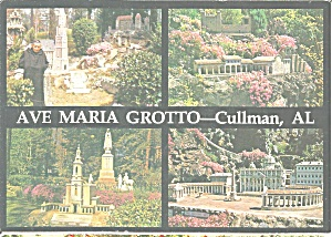 Cullman Alabama Ave Maria Grotto cs8563 (Image1)
