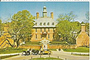 Williamsburg, Virginia , Governor s Palace (Image1)