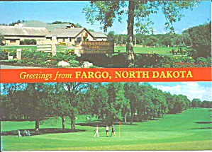 Fargo North Dakota Trollwood Park Edgewood Golf Course cs8572 (Image1)