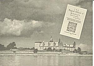 Kronborg,Denmark Elsinore Castle Postcard cs8579 (Image1)