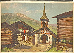Val d Anniviers  Switzarland  Chapell Saint Jean cs8587 (Image1)
