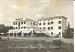 Abano Terme Italy Miramonti Montegrotto Terme cs8589 (Image1)