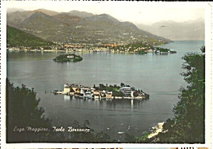 Lake Maggiore,Italy, The Borromean Islands (Image1)