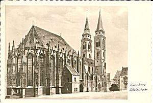 Kurnberg,Germany, Cathedral (Image1)