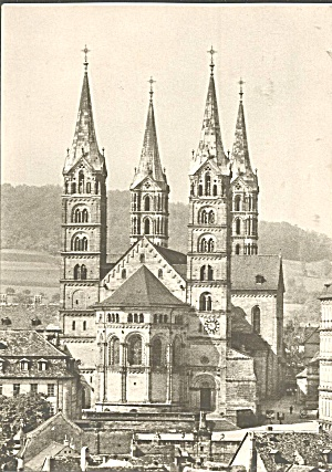Bamberg, Germany,Cathedral (Image1)