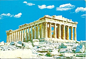 Athens, Greece, The Parthenon (Image1)