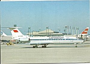 TU-134 in Aeroflot Colors, CCCP-65921  cs8649 (Image1)