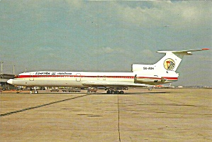 TU-154 of Egyptair SU-AXH cs8651 (Image1)