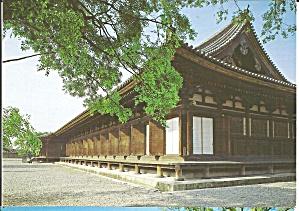 Japan  Sanjusangendo Hall cs8683 (Image1)