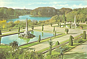 Woodstock England Blenheim Palace Water Terrace Cs8689