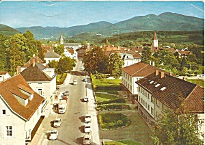 Mullein Bade Germany Street Scene cs8693 (Image1)