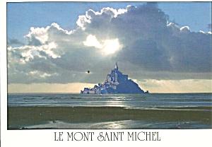 Brittany, France, Le Mont Saint Michel (Image1)