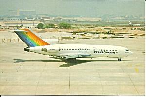 Trans Brasil  727-27 PT-TYM cs8709 (Image1)
