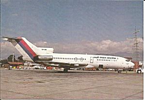 Royal Nepal Airlines 727-116C, 9N-ABN, c/n 19813 cs8720 (Image1)