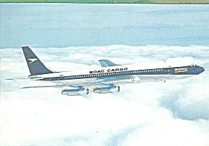 BOAC Cargo 707-336C in Original Colors G-ASZF Jetliner cs8765 (Image1)