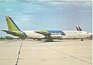 American Eagle Airlines Inc 707-321B cs8772 (Image1)